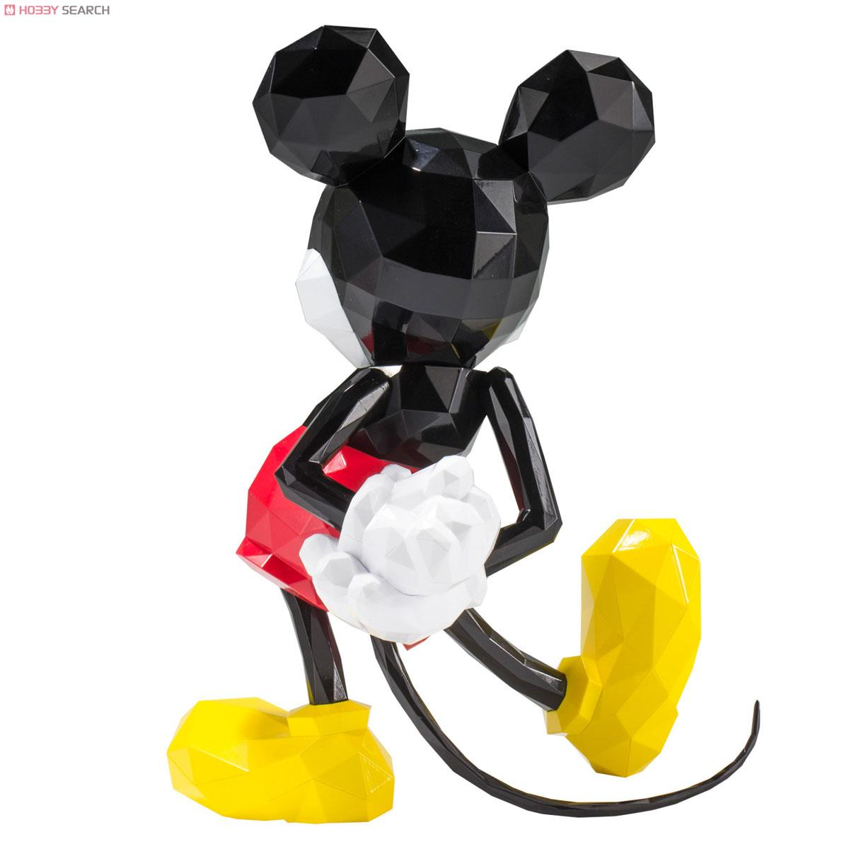 POLYGO Mickey Mouse (ポリゴ ミッキーマウス) (完成品)