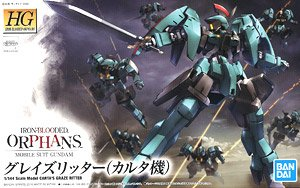 Graze Ritter (Carta`s Custom) (HG) (Gundam Model Kits)