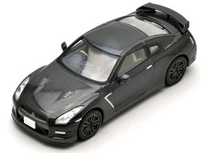 LV-N116c GT-R Premium edition (黒) (ミニカー)