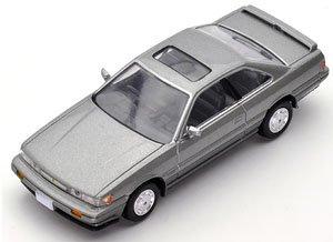 LV-N119d レパード 3.0アルティマ ターボ (銀/グレー) (ミニカー)