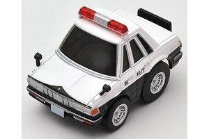 チョロQ zero 西部警察Z12 セドリック430パトカー (ミニカー)