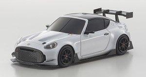 トヨタ S-FR レーシングコンセプト (ホワイトパール) (ミニカー)