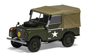 ランドローバー シリーズ 1 80` 第1大隊グロスタシャー連隊 大韓民国 1951 (ミニカー)