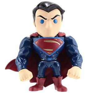 バットマン vs スーパーマン ジャスティスの誕生/ メタルズ ダイキャスト 4インチ フィギュア: スーパーマン (完成品)