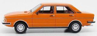 Drummer 1:87 Audi 80 Brekina Sonderfarbe orange