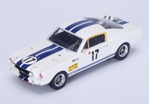 Mustang Shelby GT350 No.17 Le Mans 1967 (ミニカー)