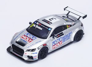 Audi TT No.3 TCR International Series 2015 (ミニカー)