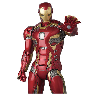 MAFEX No.022 MAFEX IRON MAN MARK45 (ドール)