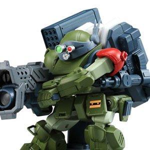 ガガンガン 装甲騎兵ボトムズ スコープドッグモデル レッドショルダーカスタム (完成品)
