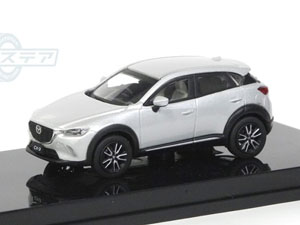 Mazda Cx 3 2015 Ceramic Metallic Diecast Car Hobbysearch
