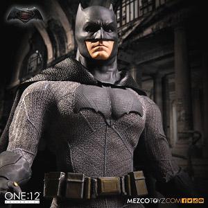 バットマン vs スーパーマン ジャスティスの誕生/ バットマン 1/12 アクションフィギュア (完成品)