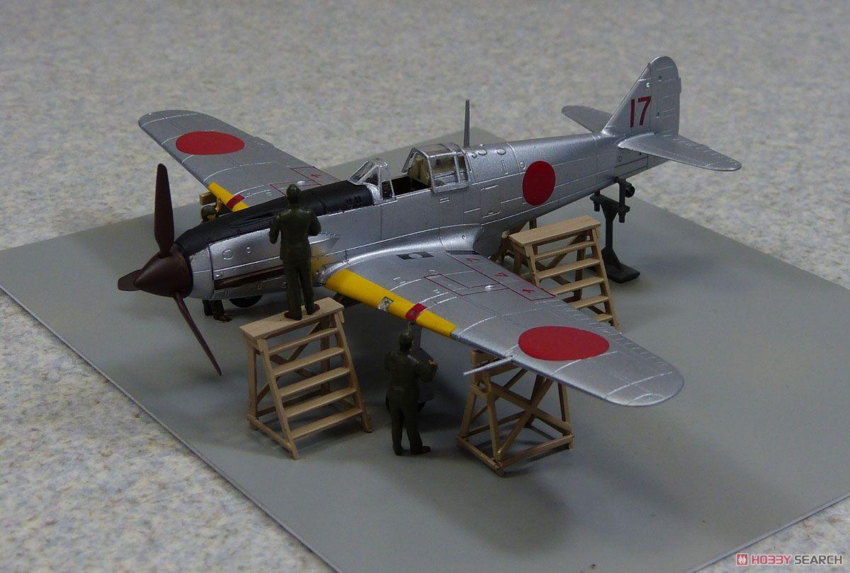 三式戦飛燕II型改 角型風防 (プラモデル)