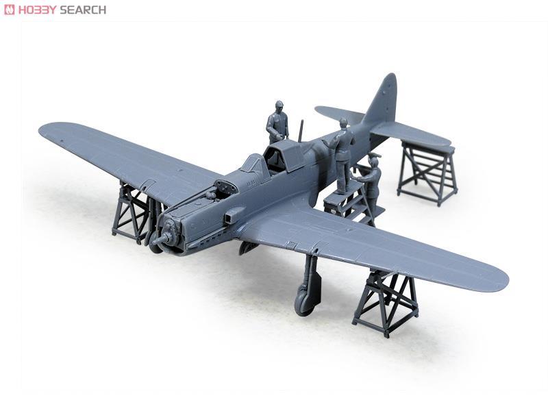 三式戦飛燕II型改 涙滴風防 (プラモデル)
