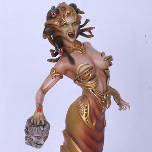 Fantasy Figure Gallery/ Greek Mythology: Medusa 1/6 Resin