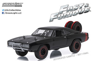 Fast 7 - 1970 Dodge Charger R/T (Off-Road Version) (ミニカー)