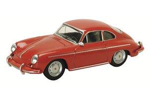 ポルシェ 356 カレラ 2 レッド (ミニカー)