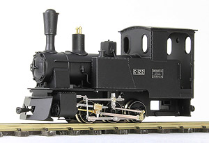 (HOe) [Limited Edition] Numajiri Railway Type C122 Steam Locomotive (Pre-colored Completed) (Model Train)