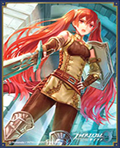 Fire Emblem 0 (Cipher) Sleeve Collection Serena (No FE27