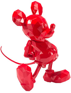 POLYGO Mickey Mouse RED (ポリゴ ミッキーマウス レッド) (完成品)