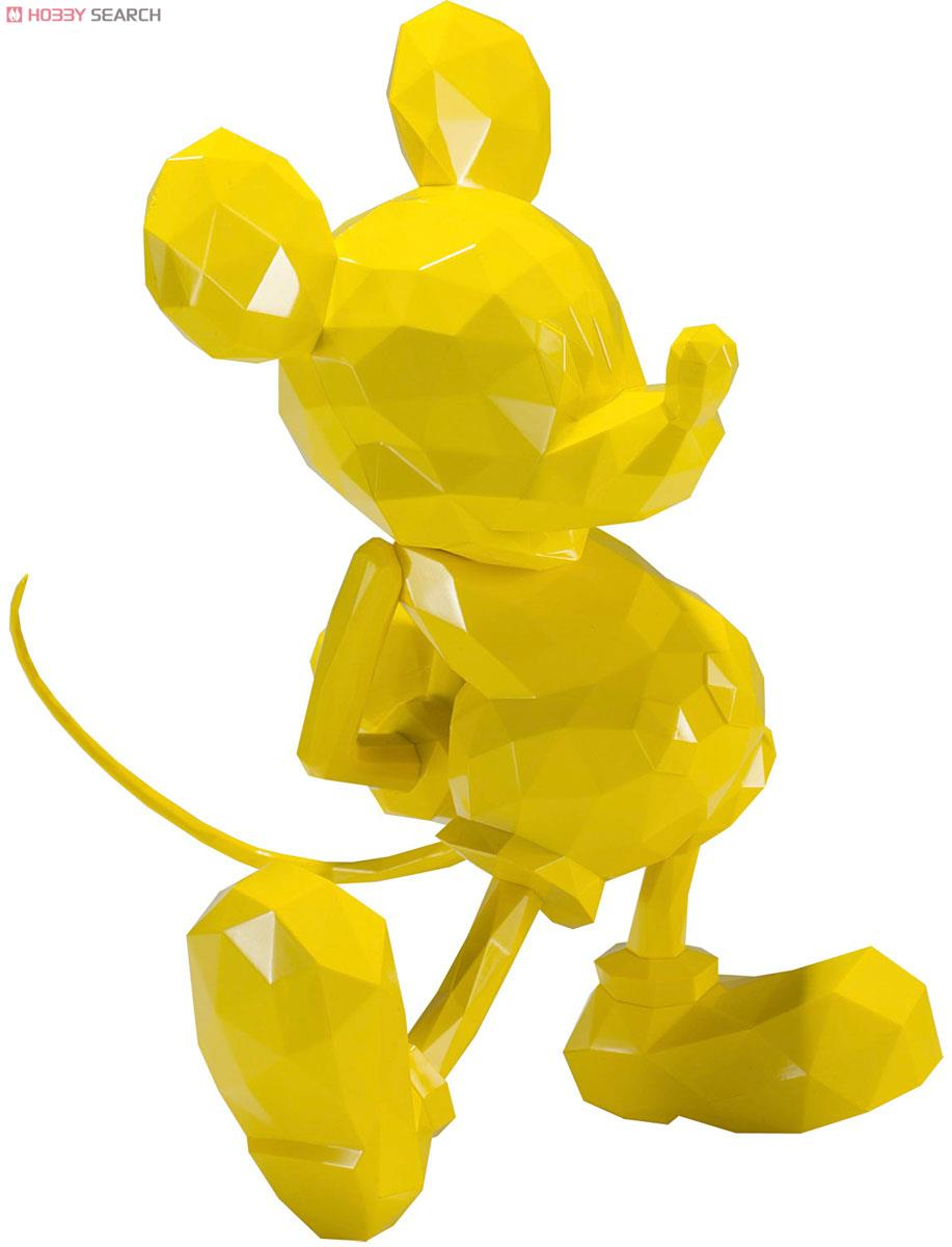 POLYGO Mickey Mouse YELLOW (ポリゴ ミッキーマウス イエロー) (完成品)