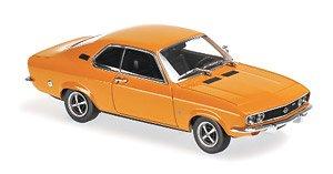 オペル マンタ A 1970 オレンジ (ミニカー)
