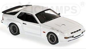ポルシェ 924 GT 1981 ホワイト (ミニカー)