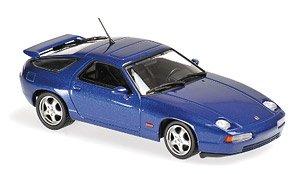 ポルシェ 928 GTS 1991 ダークブルーメタリック (ミニカー)