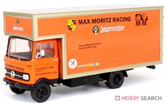 メルセデス LP 608 レーストラック Jagermeister `Max Moritz Racing Team` (ミニカー)