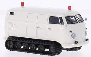 VW T1 ピステンブーリー (圧雪車) 1966 (ミニカー)