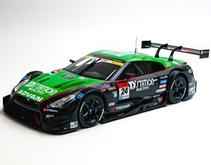 D`station ADVAN GT-R SUPER GT500 2015 Rd.4 Fuji Winner No.24 (ミニカー)