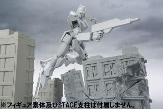 Soul Option Act Building Bandai Japan NEW