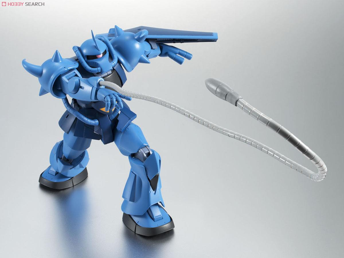ROBOT魂 < SIDE MS > MS-07B グフ ver. A.N.I.M.E. (完成品)