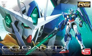 GNT-0000 00 QAN[T] (RG) (Gundam Model Kits)