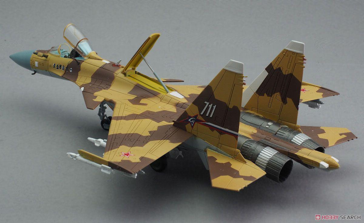 露空 Su-37 #711 (プラモデル)