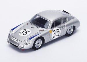 Porsche 356B Abarth No.35 12th Le Mans 1962 R.Buchet - H.Schiller (ミニカー)
