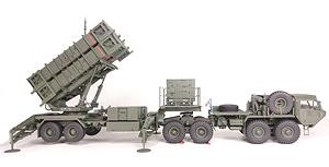 M983トラクター&ペトリオットPAC-2地対空誘導弾 (プラモデル)