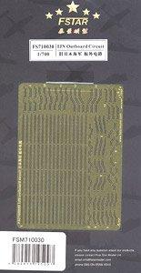 日本海軍 舷外消磁電路 (プラモデル)