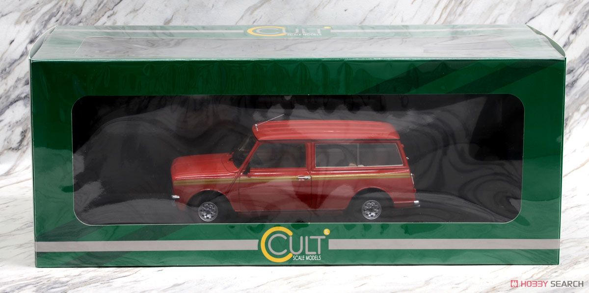 Mini Clubman Estate 1974 Red Diecast Car Images List