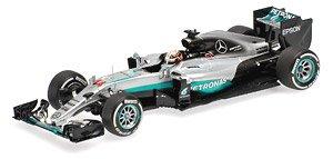 メルセデス AMG ペトロナス F1チーム W07 ハイブリッド ルイス・ハミルトン 2016 (ミニカー)