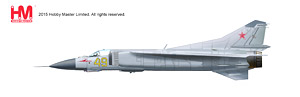 MiG-23M フロッガー 第787戦闘機連隊 `イエロー49` (完成品)