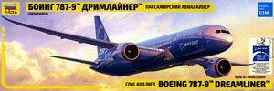 ボーイング 787-9 ドリームライナー (プラモデル)