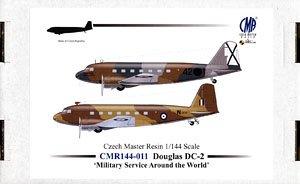 ダグラス DC-2 オーストラリア、イギリス、フィンランド、 コンドル軍団、ソ連 (レジンキット) (プラモデル)