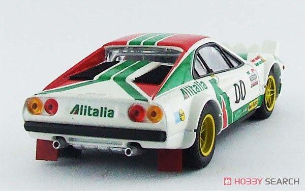 フェラーリ 308 Gr.4 アリタリア Team Makela Auto Tuning (ミニカー)