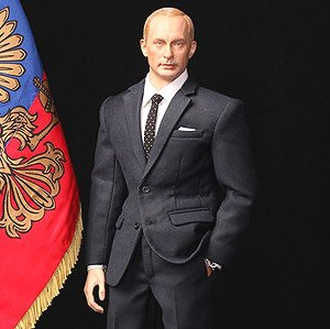 Vladimir Putin - President of Russia (Simple Version) (ドール)