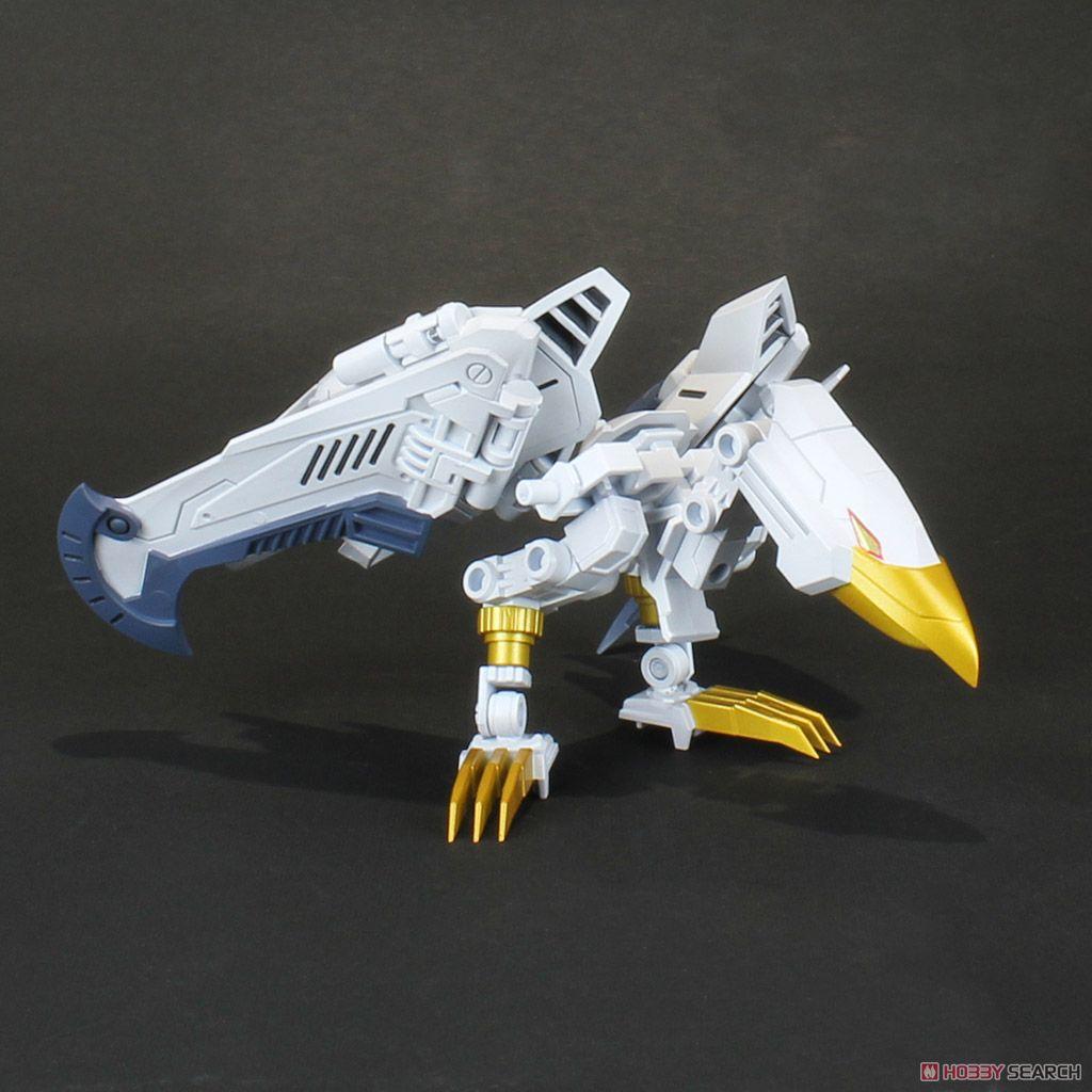 プラアクト・オプション・シリーズ07:鴎(カモメ) (プラモデル)