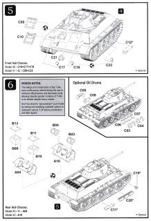 manufactured 1940 1941 1942 1//56 T-34//76 RB0013 Rubicon Models