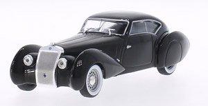 ドラージュ D8 120-S Pourtout エアロクーペ 1937 ブラック (ミニカー)