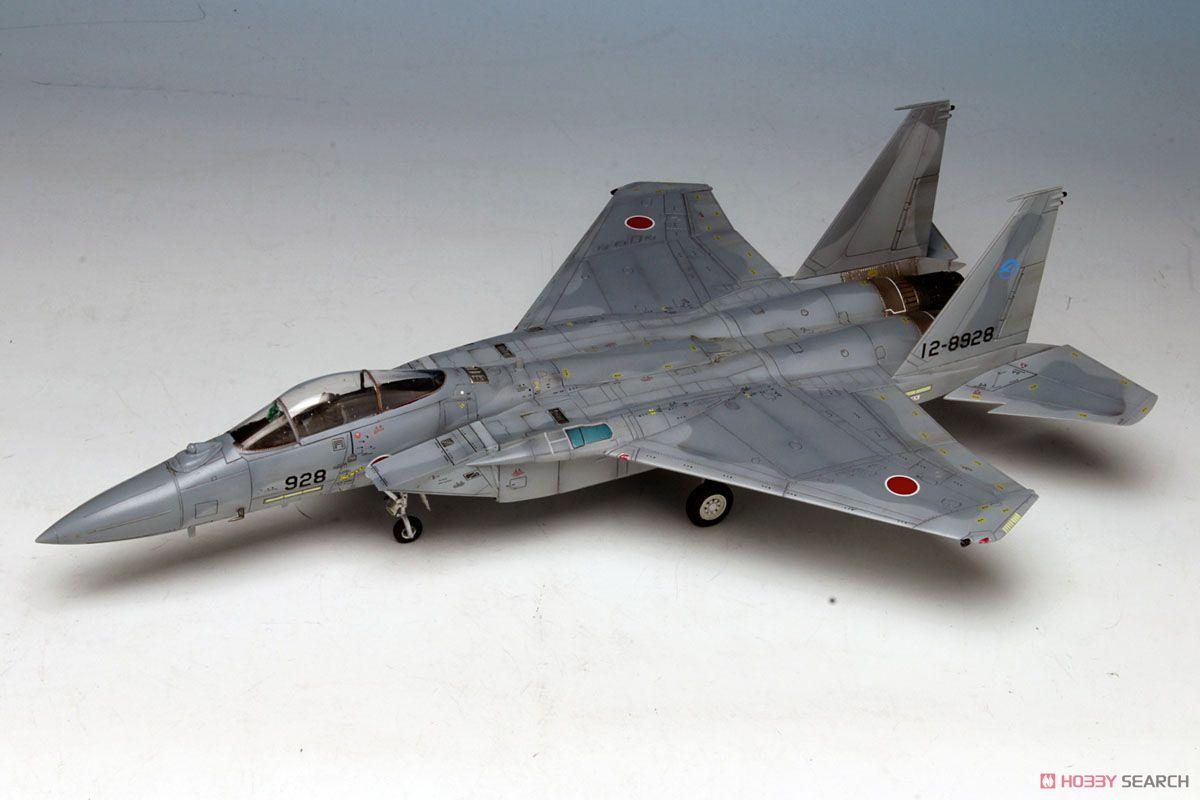 航空自衛隊 主力戦闘機 F-15J イーグル近代化改修機 形態I型/II型 IRST 搭載機 (プラモデル)