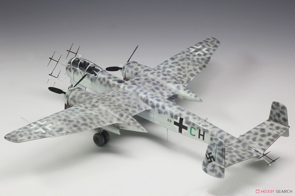 He 219A-7 ウーフー (プラモデル)