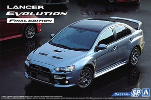 Mitsubishi CZ4A  Lancer Evolution X Final Edition `15 (Model Car)